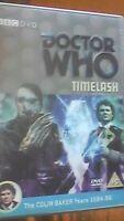 Doctor Who - Timelash  DVD Colin Baker Dr Who Time lash story Glen McCoy BBC NEW