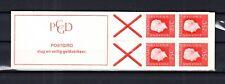 Nederland postzegelboekje 9e postfris