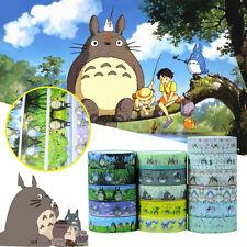 Totoro Japanese Washi Adhesive Stationery School Craft Tape Sticker DIY