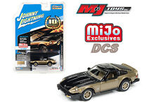 JOHNNY LIGHTNING 1980 DATSUN 280ZX CLASSIC GOLD 10TH ANNIVERSARY 1/64 JLCP7007