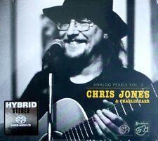 CHRIS JONES & CHARLIE CARR STOCKFISCH SFR357.4803.1 HYBRID SACD 2019