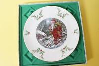 Royal Doulton Christmas 1980 Collectable Plate