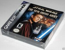 Star Wars: The New Droid Army (Game Boy Advance) ..Brand new!