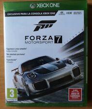 Forza Motosport 7 (Microsoft Xbox One, 2017)