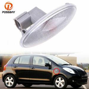 Side Corner Turn Signal Lamp Light Fender For Toyota Corolla Camry Yaris RAV4