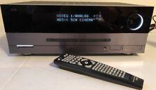 Harman Kardon AVR 154 5.1 Channel 40 Watt HDMI Receiver W/ Remote Bundleh5