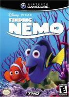 Finding Nemo - 2006 THQ - (Everyone) - Nintendo GameCube