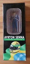 sp77 - 1:43 Ayrton Senna Figurine Collection PMA - F1 - FIGUR 1994 AYRTON SENNA