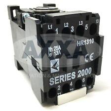 Contactor Hr1310-400 Brook Crompton 400vac 7.5kw 1no Hr1310