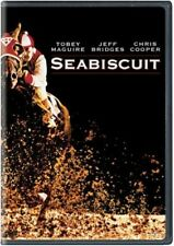 Seabiscuit (DVD Full Screen 2003)  Tobey Maguire, Jeff Bridges Used