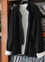 ZooBoo Chinese Fashion Men Tang Suit Martial Arts Jacket Kung Fu Cotton Shirt