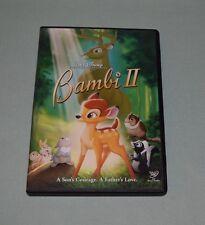 DVD Disney Bambi II  2006