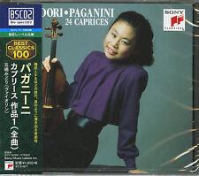 MIDORI GOTO-PAGANINI: 24 CAPRICES-JAPAN BLU-SPEC CD2 D20
