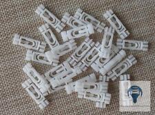 15x BARRE ornamentali parentesi TETTO BARRE clip di fissaggio per VW Golf 3 JETTA 3 vento