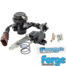 Black - Forge Dump Valve Blow Off for Golf mk7 GTI R 2.0 TSI IHI IS20 IS38 MQB