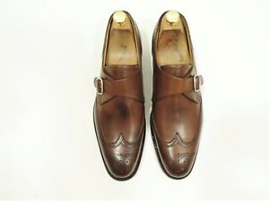Church's Mens Shoes Custom Grade Brogues Tan UK 8 F US 9 EU 42 one brief wear