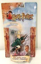 Harry Potter Malfoy-Malefoy Figurine W/Magical Action Feature! Nip