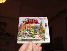 The Legend Of Zelda Tri-force Heroes - Nintendo 3DS Game (Great Condition)