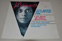 "Princess - I'll keep on loving - Pop 80er - 12"" Maxi Vinyl Schallplatte LP"