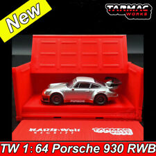 1:64 Porsche 930 RWB RAUH-WELT BEGRIFF Container Edition Car Model Collection