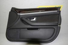 Türverkleidung Türpappe vorne rechts Audi A8 4E 4E0868066 Wurzelholz Braun 2003
