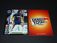 PANINI FOOTBALL CARD 2004-2005 MARIO YEPES COLOMBIA PARIS SAINT-GERMAIN PSG PARC