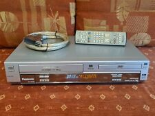 Panasonic NV-VP26 DVD-Player / VHS Videorecorder Kombination - Silber