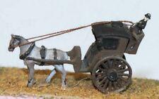Langley MODELS DE CABALLOS CART / COCHE Cabina Escala N Sin Pintar Kit modelismo