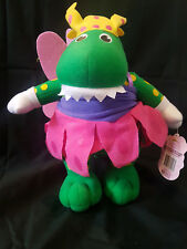 DOROTHY THE DINOSAUR WIGGLES LICENSED PLUSH 25cm