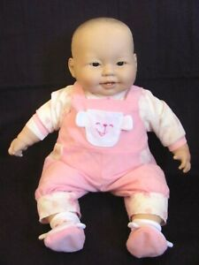 """Baby Berenguer 20"""" Asian Type Doll Soft Body with Original Outfit"""