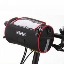ROSWHEEL Cycling Folding Bike Bicycle Front Basket  Handlebar Bag Shoulder Bag