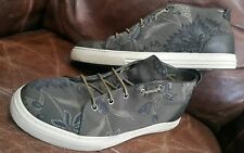 Gucci men fashion sneakers excellent condition knee high shoe size 11
