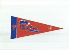 MLB Baseball Mini Pennant - Philadelphia Phillies 4X9
