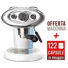 MACCHINA CAFFE' ILLY IPERESPRESSO X7.1 IN VARI COLORI CON 122 CAPSULE OMAGGIO