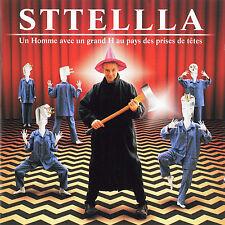 STTELLLA UN HOMME AVEC UN GRAND H AU PAYS DES PRISES DE TETES RARE FRANCE CD