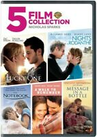 5 Film Collection: Nicholas Sparks [New DVD]