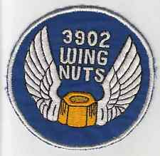 Wartime Thai Made 3092nd Wing Nuts Patch