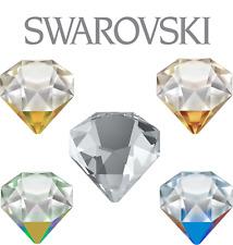 Swarovski® Crystals - Chris Bangle 4928 Tilted Chaton Stones 18mm - 8 Pieces