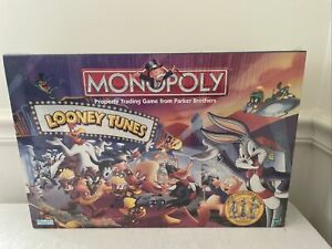 Monopoly Looney Tunes Limited Collectors Edition Pewter Factory Sealed