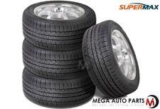 4 X New Supermax TM-1 205/55R16 91T High Performance Tires