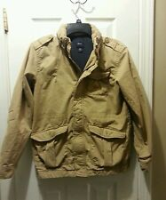 Gap Kids Jacket Light Weight With Hood Size XXL (14-16) Good Condition
