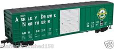 "Atlas # 50001533 50'6"" Boxcar - Rtr - Ashley, Drew & Northern # 8036 N Mib"