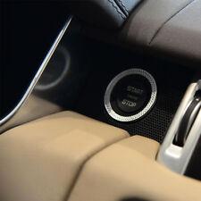 1pc Chrome Engine Start Ring Trim for Range Rover Evoque Sport Vogue 2012-2017
