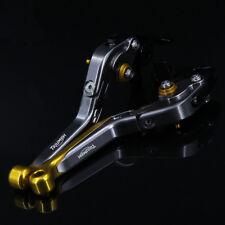 Adjustable Folding Extending Brake Clutch Levers For Triumph THRUXTON R 2016 CNC