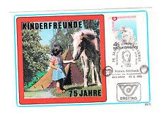 Österreich FDC Ersttagsbrief Karte 1983 Kinderfreunde Mi.Nr.1732