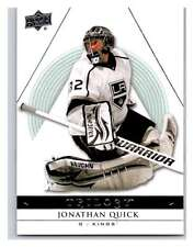 (HCW) 2013-14 Upper Deck Trilogy #50 Jonathan Quick Kings NHL UD Mint