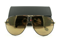 Carrera Sunglasses 1005/S Black Havana Gold XWYK1 Authentic New Reg. $149