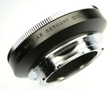 Leica 22233 Adapter (Minolta SR Lenses to M Bodies)  #1 ......... Minty