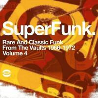 SUPER FUNK VOLUME 4 Various Artists NEW & SEALED 2X LP VINYL  SOUL  FUNK (BGP)