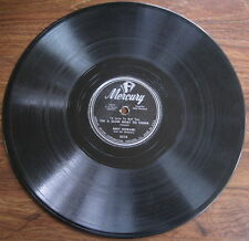 """Eddy Howard - 78 rpm- """"On A Slow Boat To China"""" / """"I'd Love To Live In Loveland"""""""